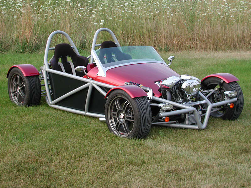Motorcycle engine driven car for Motor go kart for sale